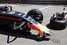 Ферстаппен стартує з піт-лейн на новому шасі Red Bull