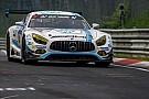 24h Nürburgring: Mercedes in der Schlussphase auf Siegeskurs