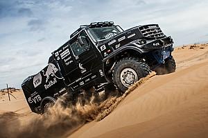 Dakar Nieuws Kamaz opent met nieuwe truck aanval op De Rooy