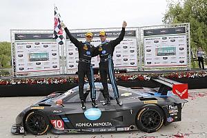 IMSA Relato da corrida Irmãos Taylor superam Fittipaldi em Detroit