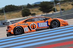 GT Open Gara Biagi e Crestani trionfano in Gara 2 al Paul Ricard