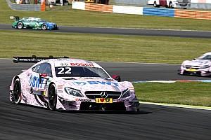 DTM Relato da corrida Auer vence em Lausitz; Farfus é retirado da prova por Molina