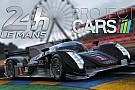 Project CARS: Sisakkamerás nézet a játékban – Le Mans