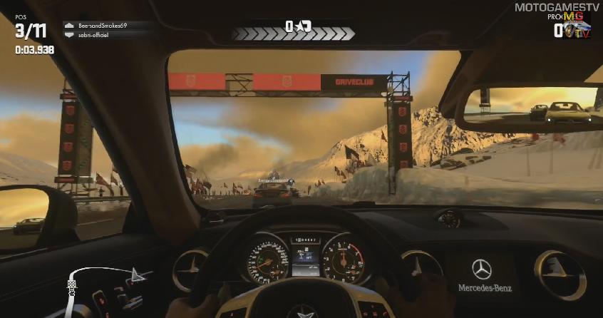 A Gran Turismo és a Forza ellenfele: DriveClub