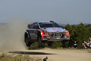 WRC 报告 意大利拉力赛:诺伊维尔轻松取胜
