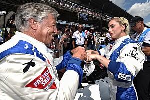 IndyCar BRÉKING Az F1-nek Justin Bieber, az IndyCar-nak Lady Gaga jutott - hova lett a pókerarc?