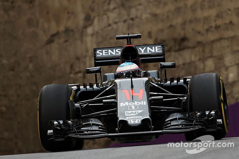 Алонсо розповів про програш McLaren