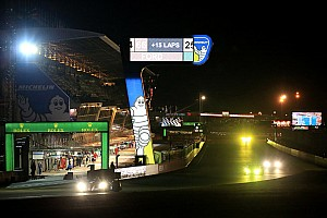 Le Mans I più cliccati Fotogallery: la notte e l'alba della 24 Ore di Le Mans 2016