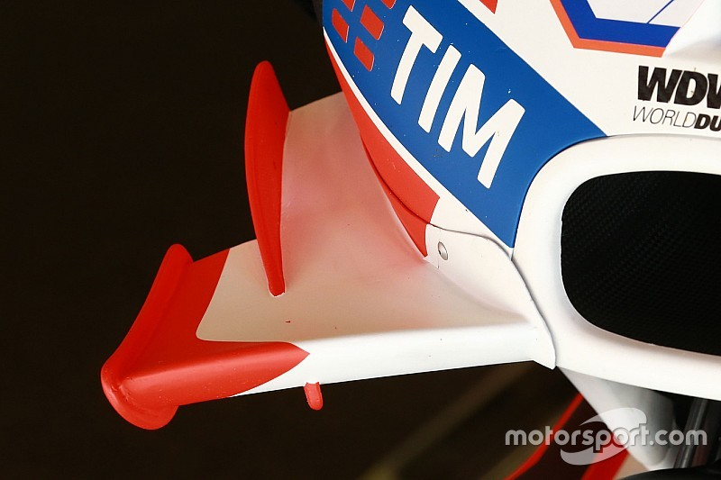 В 2017 році аеродинамічні крильця в MotoGP будуть заборонені