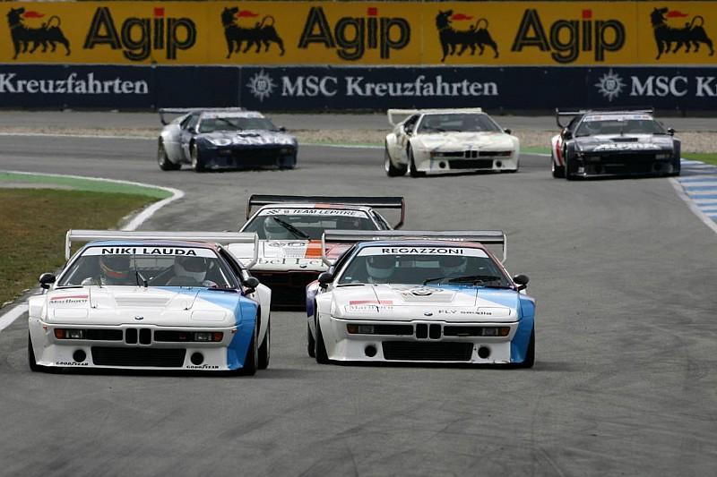 Лауда очолить список пілотів на перегонах BMW M1 Procar в Австрії