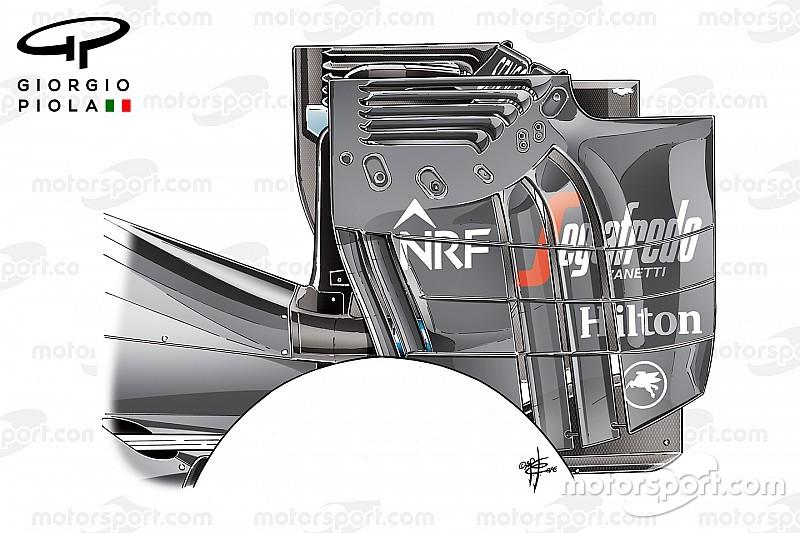 McLaren testera son nouvel aileron arrière la semaine prochaine