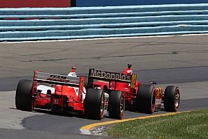"IndyCar Breaking news Penske recalls ""our fiercest competitor"" Carl Haas"