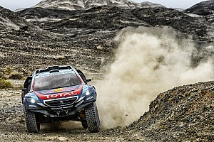Cross-Country Rally Breaking news Loeb and Peugeot head entry list for Silk Way Rally