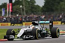 英国大奖赛排位赛:汉密尔顿最后绝杀,夺下杆位