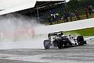 シルバーストンF1テスト初日:午後は雨。アロンソが総合首位