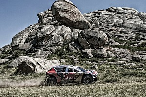 Cross-Country Rally Resumen de la fase Etapa 6: Loeb presiona a Despres