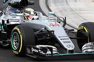 Формула 1 Новость Сиденье машины Хэмилтона сломалось в аварии в пятницу