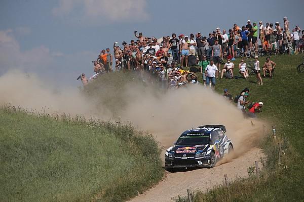 WRC Preview Ogier veut mettre un terme à sa plus longue période de disette