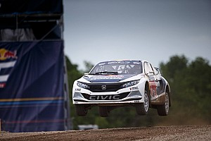 World Rallycross Breaking news OlsbergsMSE won't field GRC-spec Honda Civic in Canada World RX