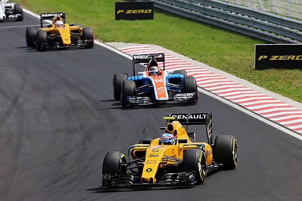 Formula 1 Son dakika Renault Macaristan'dan sonra