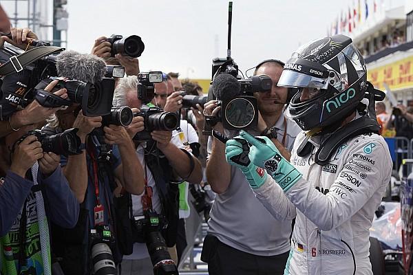 Formula 1 Son dakika Rosberg ev yarışında kazanmayı hedefliyor