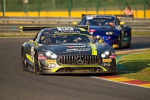 Blancpain Endurance Nieuws Top-zes van Mercedes bestraft, Vanthoor en Audi op pole