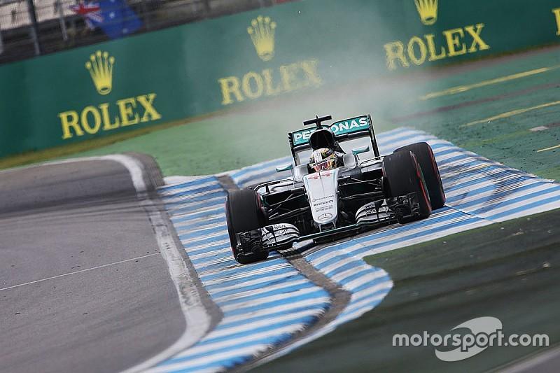 Mercedes plädiert für Abschaffung der Tracklimits