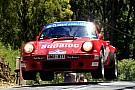 Other rally 80年代のF1スター3人がアデレードに集結。クラシックラリーに出走。F1デモランも