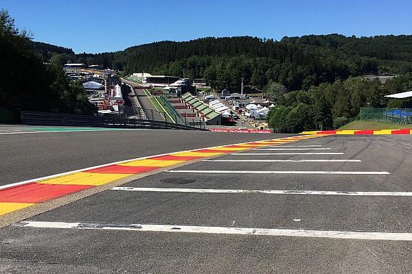 Formel 1 News Formel 1 in Spa: Randsteine in der Eau Rouge bleiben unverändert
