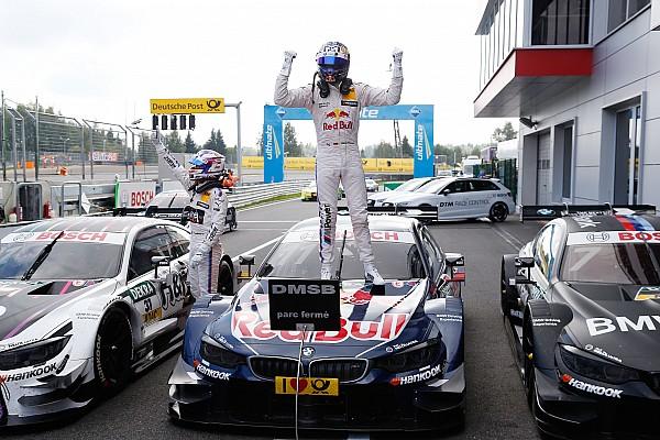 DTM Actualités Mortara - La différence de performances des BMW est