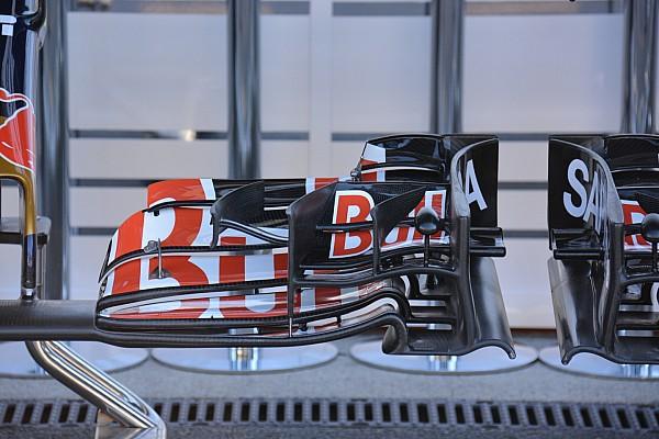 Formule 1 Analyse Technique - La Toro Rosso STR11 évolue encore