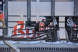 Technique - La Toro Rosso STR11 évolue encore