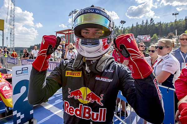 GP2 Interview Red Bull Junior Gasly: