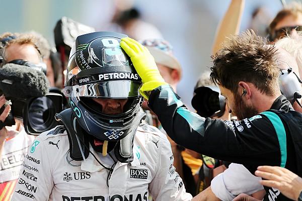 Formula 1 Son dakika Mercedes: Spa Rosberg için kolay bir zafer olmadı