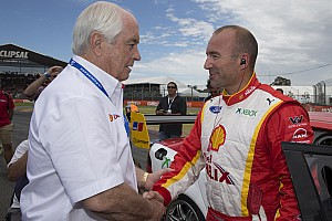 Supercars Breaking news Roger Penske reflects on controversial Ambrose exit