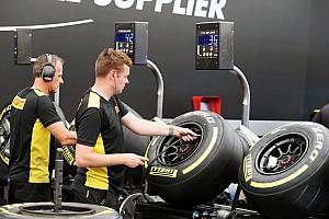 Equipes da F1 planejam vetar novo pneu da Pirelli