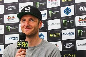 Ралі-Крос Важливі новини Вілкс повертається в World RX в Барселоні у складі команди JRM