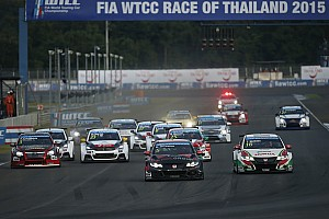 WTCC Breaking news Thailand WTCC round set for WMSC cancellation