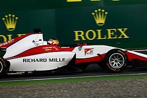 GP3 Reporte de calificación Nueva pole para Leclerc