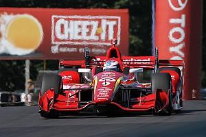IndyCar Отчет о гонке Диксон одержал победу в Уоткинс-Глене, Алёшин разбил машину