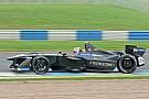 Formel-E-Test in Donington: Techeetah startet mit Bestzeit
