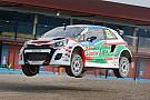 World Rallycross Gigi Galli potrebbe entrare presto nel Mondiale RallyCross con la sua Rio!