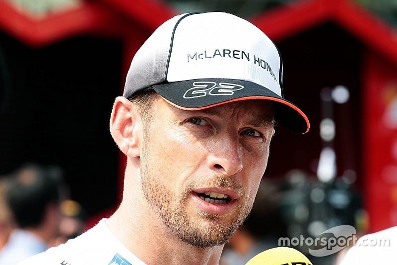 バトン「マクラーレンはシンガポールで4番目に速いマシンになれるはず」