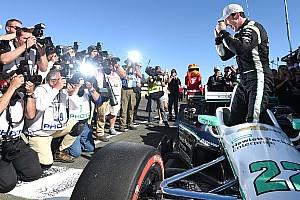 IndyCar Qualifiche Pagenaud centra la pole a Sonoma nel poker Penske. Power solo 4°