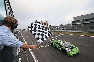 Blancpain Endurance Résumé de course Lamborghini GRT vainqueur, le titre pour la McLaren Garage 59