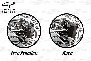 Technique - Les freins de Mercedes, Red Bull et Ferrari à Singapour