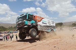 Dakar Nieuws Ton van Genugten gaat voor eigen kansen in Dakar 2017