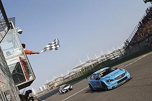 WTCC Yarış raporu Shanghai WTCC: Bjork Volvo'ya ilk zaferini kazandırdı!