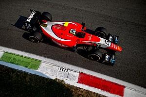GP2 Noticias de última hora Eriksson no competirá en las dos rondas finales de la GP2 Series