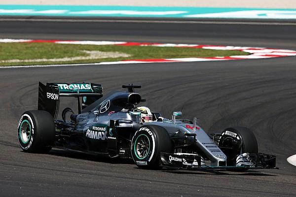 Formule 1 Résumé d'essais libres EL2 - Hamilton confirme la suprématie de Mercedes à Sepang